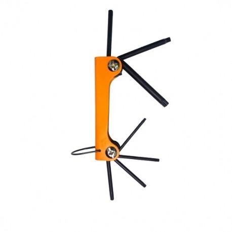 آلن چاقویی ستاره ای واستر مدل VH009