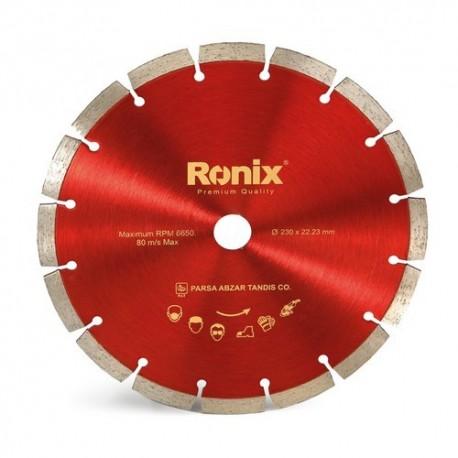 گرانیت بر 230 میلی متری رونیکس RONIX